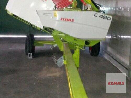 Claas Sw C 490  Cac Baujahr 2014 Vohburg