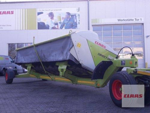 Claas Direct Disc 520 Año de fabricación 2014 Vohburg
