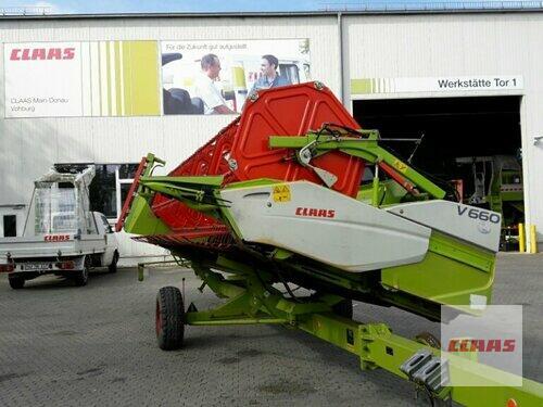 Claas V 660 Ac Baujahr 2012 Vohburg