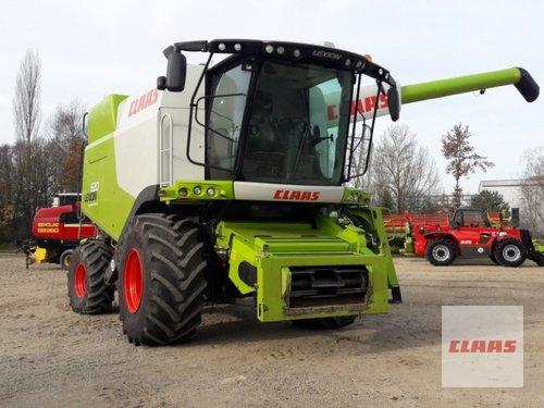 Claas Lexion 620 Year of Build 2015 Vohburg