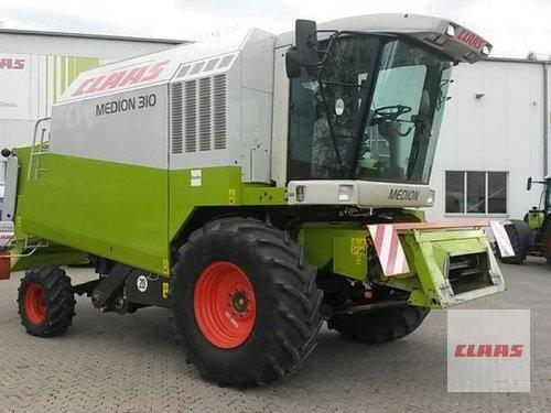 Claas Medion 310 Year of Build 2002 Vohburg