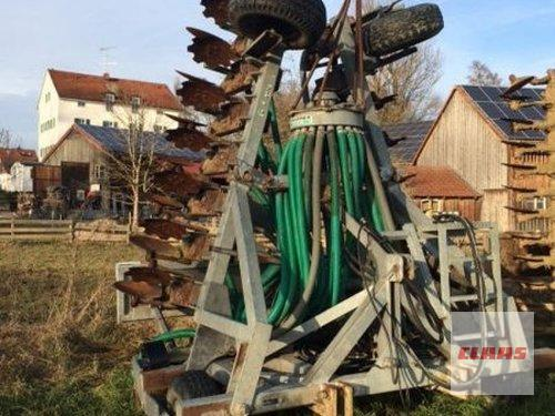 Zunhammer Zunidrill 6 Mtr. Güllescheiben Año de fabricación 1999 Vohburg