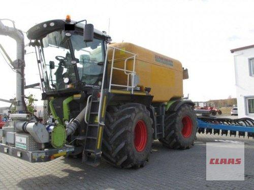 Claas Xerion 3800 Saddle Årsmodell 2009 Vohburg