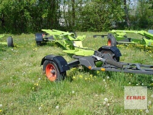 Claas Transportwagen  Typ 521