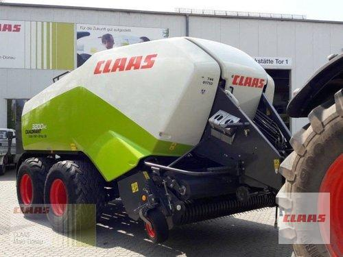 Claas Quadrant 3200 RC Rok výroby 2015 Vohburg