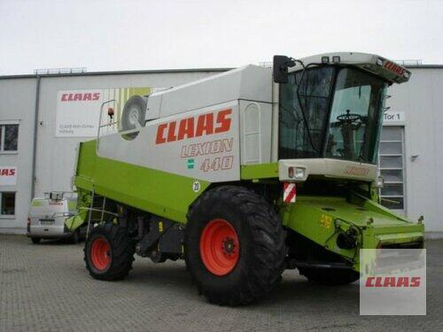 Claas Lexion440 Bouwjaar 2000 Vohburg