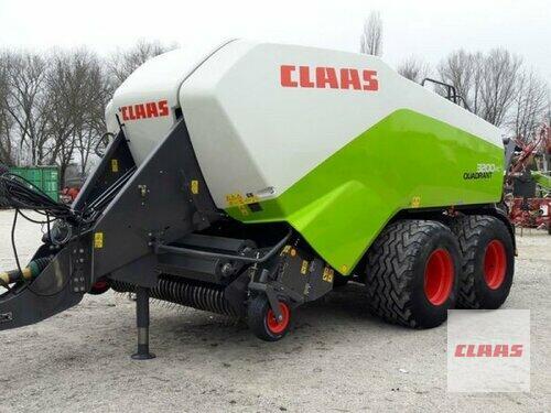 Claas Quadrant 3200 Fc-T, Fine Cut Baujahr 2011 Vohburg