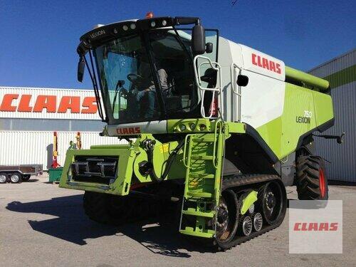 Claas Lexion 750 Terra Trac Année de construction 2013 Vohburg