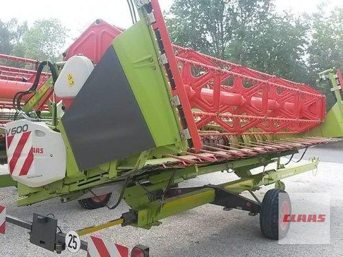 Claas Sw V600 + Tw Year of Build 2015 Vohburg