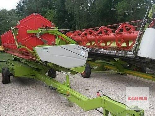 Claas Sw V 660 + Tw Рік виробництва 2015 Vohburg
