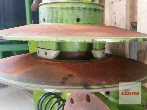 Claas 2-Stufen Regeltrieb Dreschtrommel für Maisdrusch