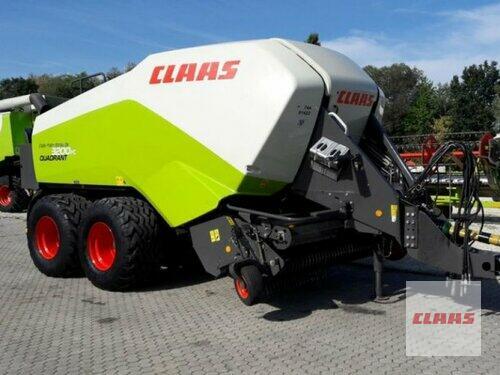 Claas Quadrant 3200 FC Bouwjaar 2013 Vohburg