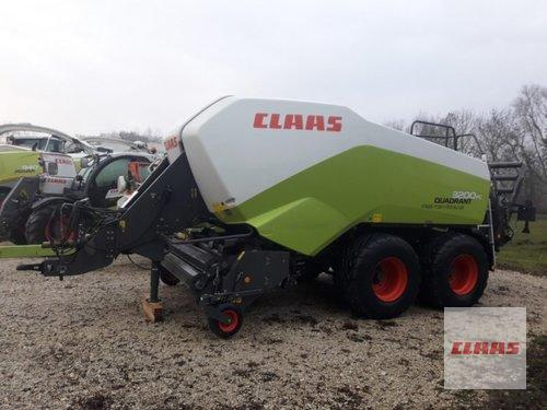 Claas Quadrant 3200 FC Год выпуска 2014 Vohburg