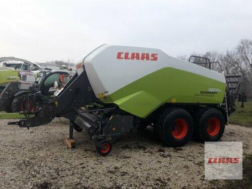 Claas Quadrant 3200 FC Bouwjaar 2014 Vohburg