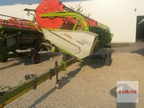 Claas Vario 680,  Transportwagen + Year of Build 2017 Vohburg