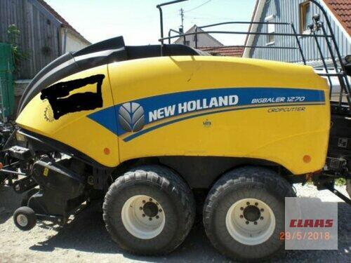 New Holland BIG BALER 1270 CROP CUTTER