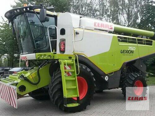 Claas LEXION 750 - TIER 4