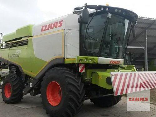 Claas Lexion 750 Year of Build 2017 Vohburg