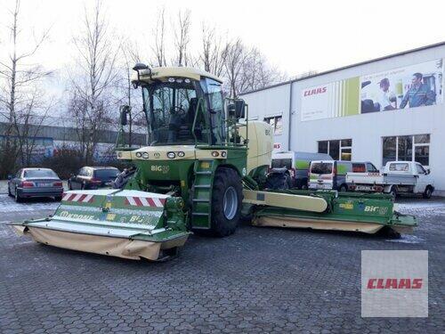 Krone Big M 420 Cv Baujahr 2014 Vohburg