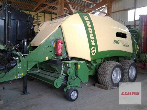 Krone Big Pack 1290 XC mit Waage