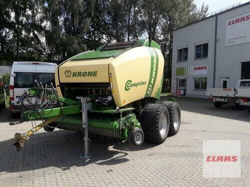 Krone Comprima V 150 Baujahr 2016 Vohburg