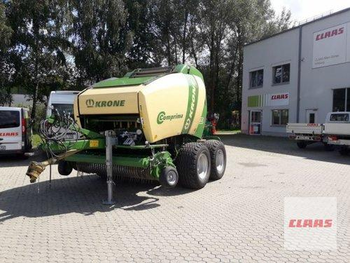 Krone Comprima V 150 XC anno di costruzione 2016 Vohburg