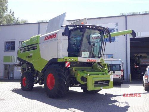 Claas Lexion 740 Year of Build 2018 Vohburg