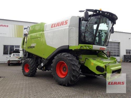 Claas Lexion 650 Baujahr 2014 Vohburg