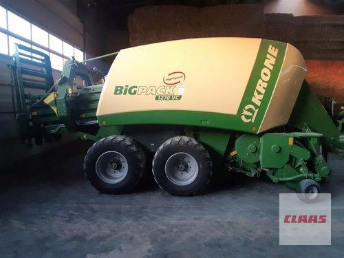 Krone Big Pack 1270 VC Year of Build 2017 Vohburg