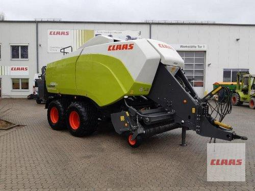Claas Quadrant 5300 FC Year of Build 2017 Vohburg