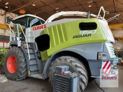 Claas Jaguar 950 Baujahr 2009 Allrad
