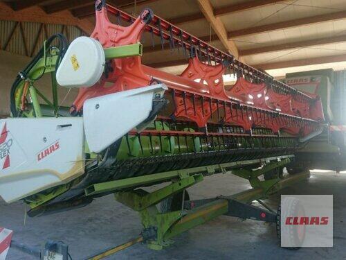 Erntevorsatz Claas - MaxFlex 620 Getreide- und Sojaschneidwerk