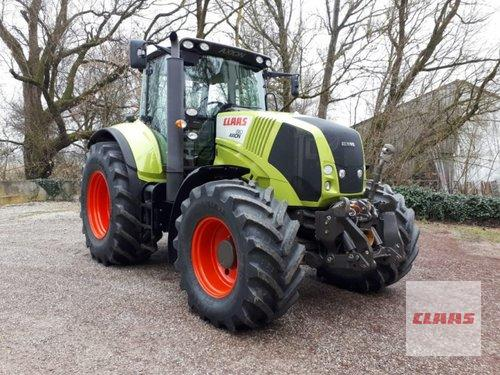 Claas Axion 810 Cmatic Year of Build 2012 Vohburg