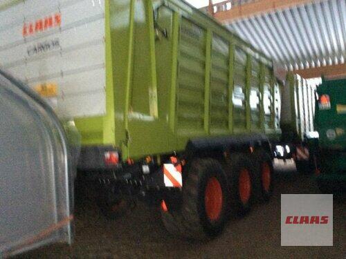 Claas Cargos 750 Tridem Trend Byggeår 2017 Vohburg