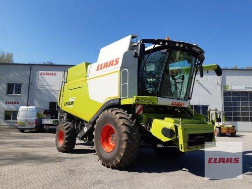 Claas Lexion 650 – Tier 4 Baujahr 2018 Vohburg