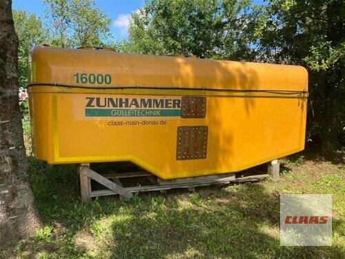 Zunhammer 16 m³