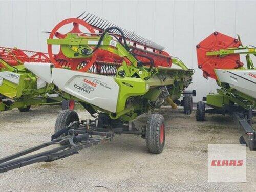 Claas Convio 930 Flex Mit Tw anno di costruzione 2020 Vohburg