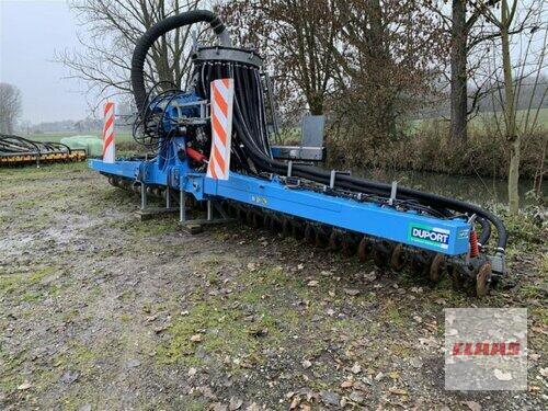 Duport Ak Track Dw 8748 Scheibeninjek anno di costruzione 2015 Vohburg