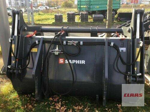 Saphir Entsorgerschaufel Anul fabricaţiei 2020 Werneck