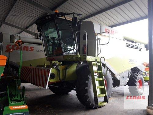 Claas Lexion 660 Year of Build 2016 Gollhofen