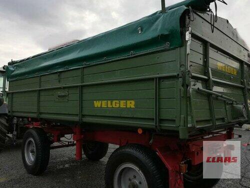 Welger Dk 120-2 Año de fabricación 1982 Gollhofen
