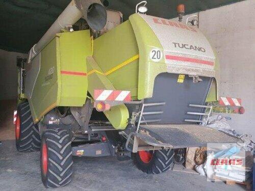Claas Tucano 420