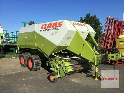Claas Quadrant 2200 FC