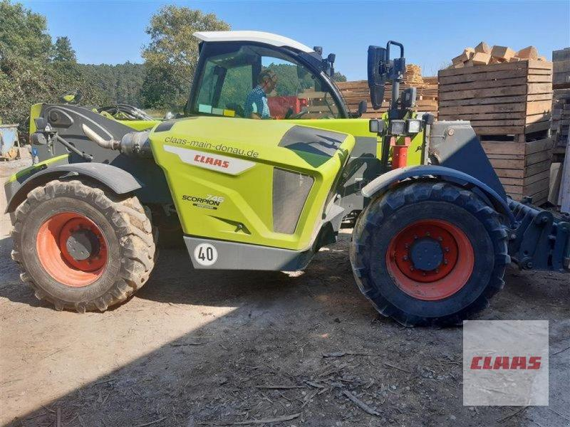 Claas 746 VP STAGE IV - TIER4