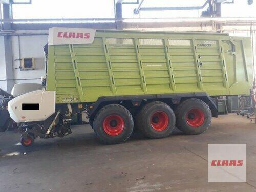 Claas Cargos 9500 Рік виробництва 2016 Donauwörth