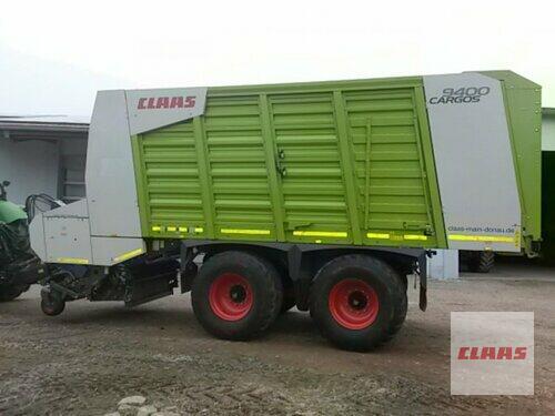 Claas Cargos 9400 Baujahr 2012 Aurach