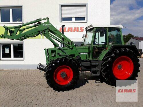 Fendt Farmer 312 LSA Frontlader Baujahr 1989