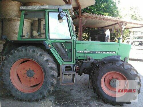 Fendt Farmer 308 LSA Frontlader Baujahr 1985