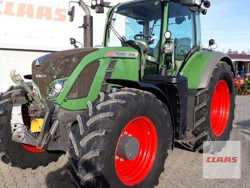 Fendt 724 Vario Profi Plus Anul fabricaţiei 2013 Tracţiune integrală 4WD