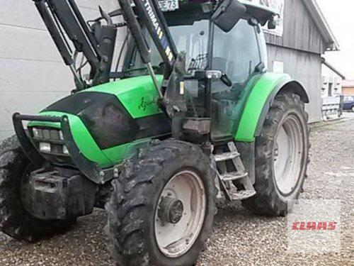 Deutz-Fahr Agrotron 120 Frontlader Baujahr 2007